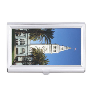 SF Ferry Building #3 Business Card Holder