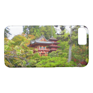 SF Japanese Tea Garden #7 iPhone 8/7 Case