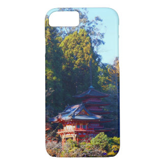 SF Japanese Tea Garden #8 iPhone 8/7 Case