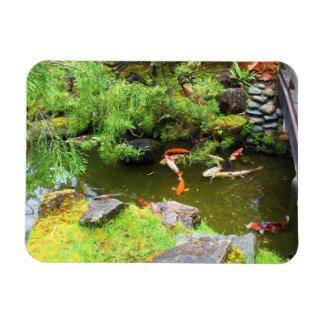 SF Japanese Tea Garden Koi Pond #3 Magnet