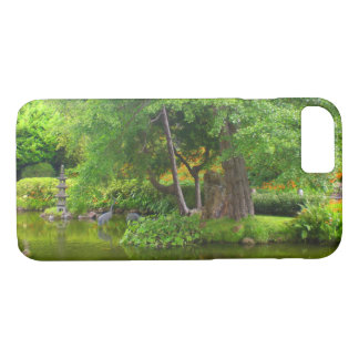 SF Japanese Tea Garden Pond #4 iPhone 8/7 Case