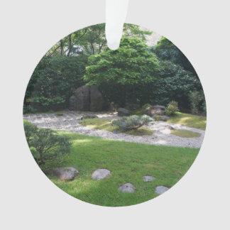 SF Japanese Tea Garden Zen Garden #2 Ornament