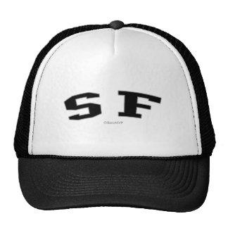 SF MESH HATS