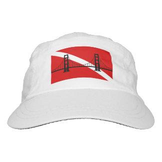 SF Scuba Diving Group logo hat