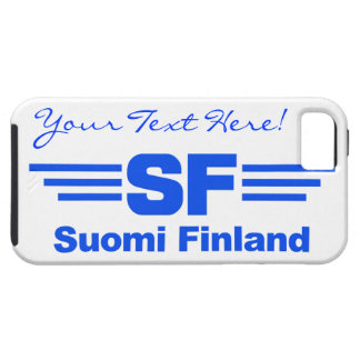 SF Suomi Finland custom iPhone 5 Case-Mate