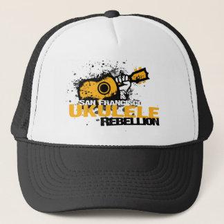 sf Ukulele Logo Trucker Hat
