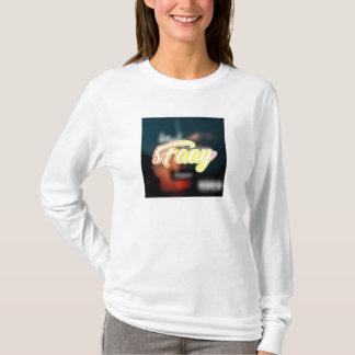 sFaay Why? T-Shirt (Womens)