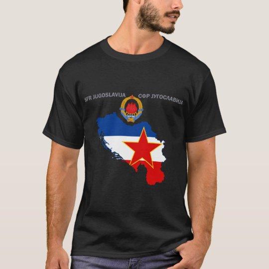 SFR Yugoslavia - Map - Emlem - Flag