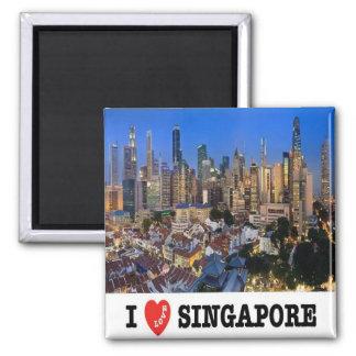 SG - Singapore - Singapore - I Love Magnet