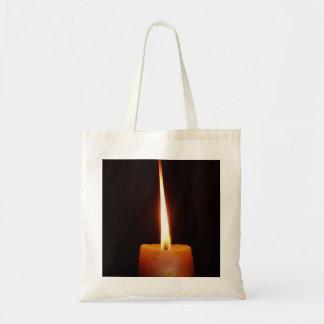 SGI Buddhist Bag with Lotus Candle and NMRK