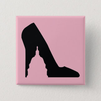 SGP Square Button (Pink)