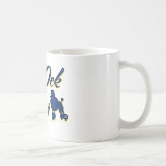 SGRho/OES Poodle Coffee Mug