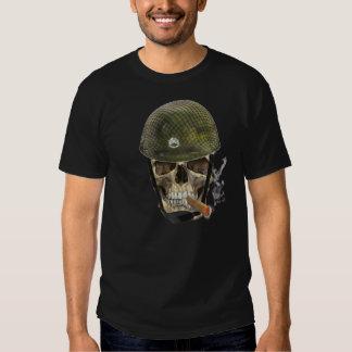 sgt skull tshirt