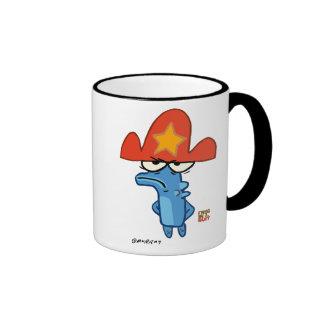 Sgt. Spittle Mug