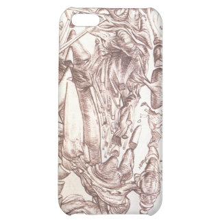 SGW Master Dali iPhone 5C Cases