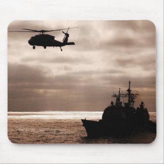 SH-60S Seahawk Mouse Pad