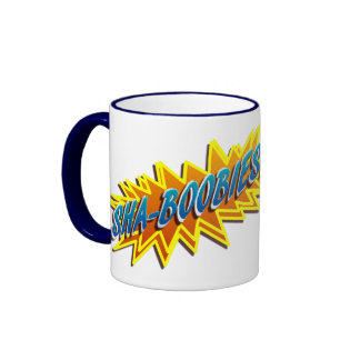 Sha-Boobies! Mug