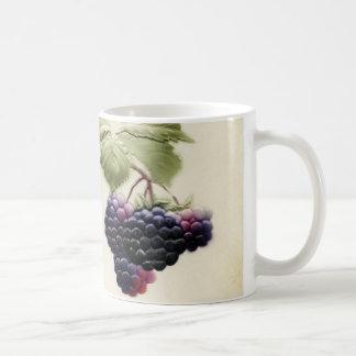 Shab-tastic Vintage Blackberries Mug