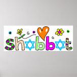 Shabbat Print