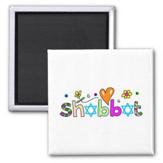Shabbat Refrigerator Magnets