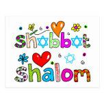 Shabbat, Shalom