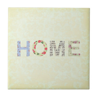 Shabby Chic Home Decorative Cream Tile