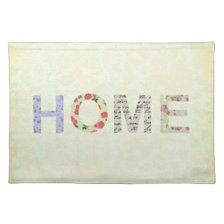 Shabby Chic Home Placemat