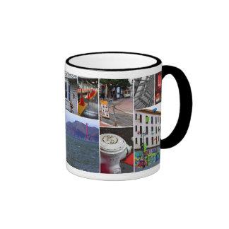 Shabby Chic San Fran Coffee Mug