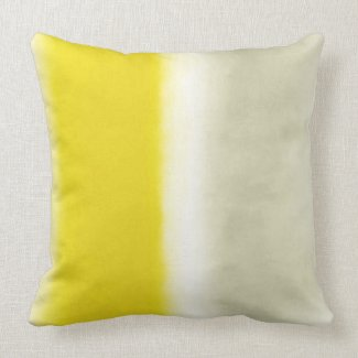 Shabby Chic Three Colour Throw Pillow