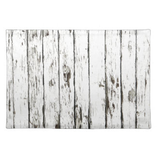 Shabby Chic Weathered Board Placemat