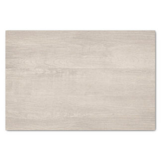 Shabby Vintage Rustic Wood Pattern Custom Tissue Paper