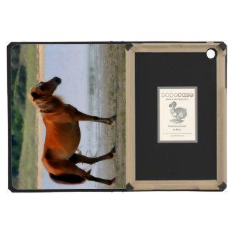 Shackleford Banks Horse iPad Mini Retina Covers