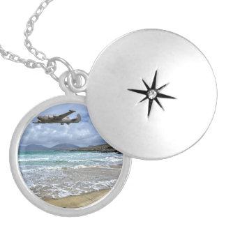 Shackleton Patrol Round Locket Necklace