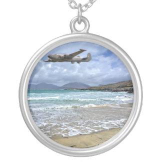Shackleton Patrol Round Pendant Necklace