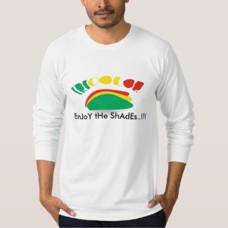 shade for shine..!! t-shirts