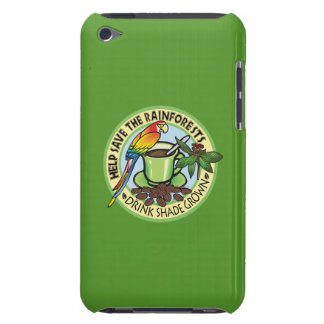 Shade Grown Coffee iPod Case-Mate Case