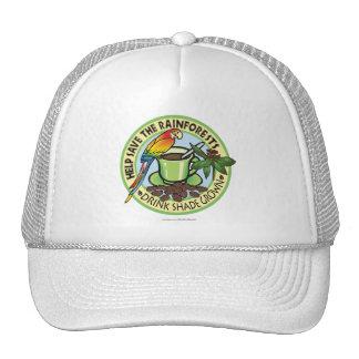 Shade Grown Coffee Hat