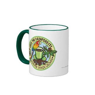 Shade Grown Coffee Mugs