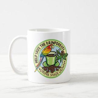 Shade Grown Coffee Mug