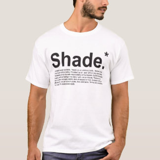 Shade*--(Men) T-Shirt