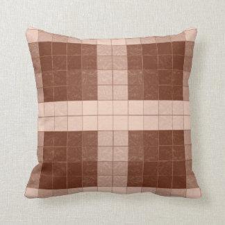 Shades Brown Boxes Decor-Soft Pillows