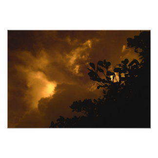 SHADES IN THE SKY PHOTO PRINT