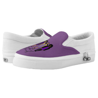 Shades of Beauty Sneaker Slip On Shoes