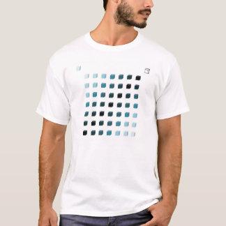 Shades Of Blue 2 Cubes T-Shirt