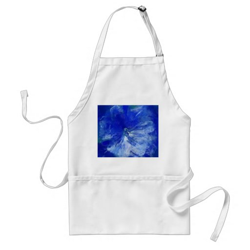 Shades of Blue Aprons