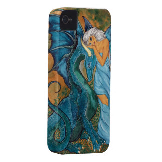 Shades of Blue BlackBerry Bold Case-Mate Barely Th Case-Mate iPhone 4 Cases
