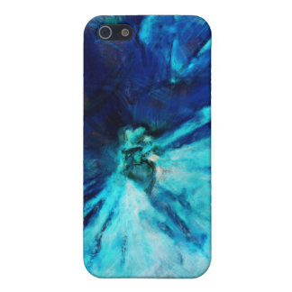 Shades of Blue Case For The iPhone 5