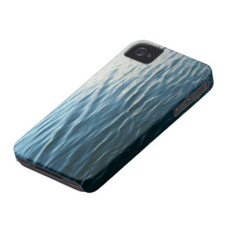 Shades of Blue Water Abstract Nature Photography Case-Mate iPhone 4 Cases