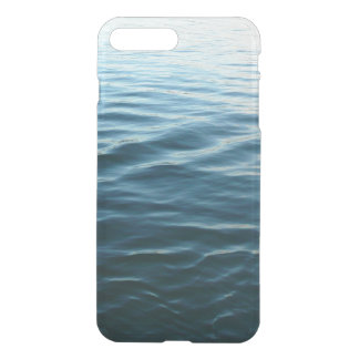 Shades of Blue Water Abstract Nature Photography iPhone 8 Plus/7 Plus Case