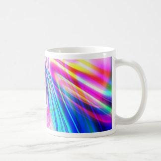 shades of colors 2 coffee mugs